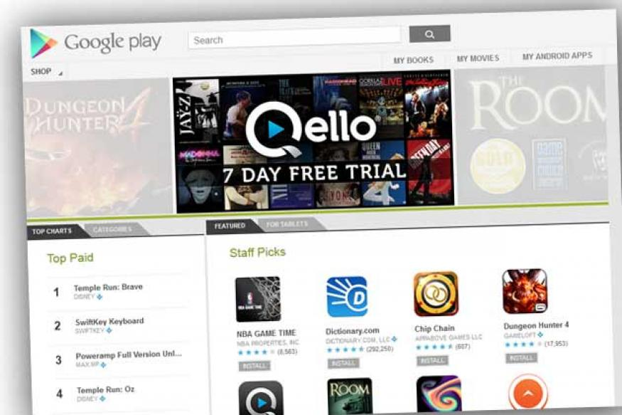 Google Play revenue surges, but still far short of Apple