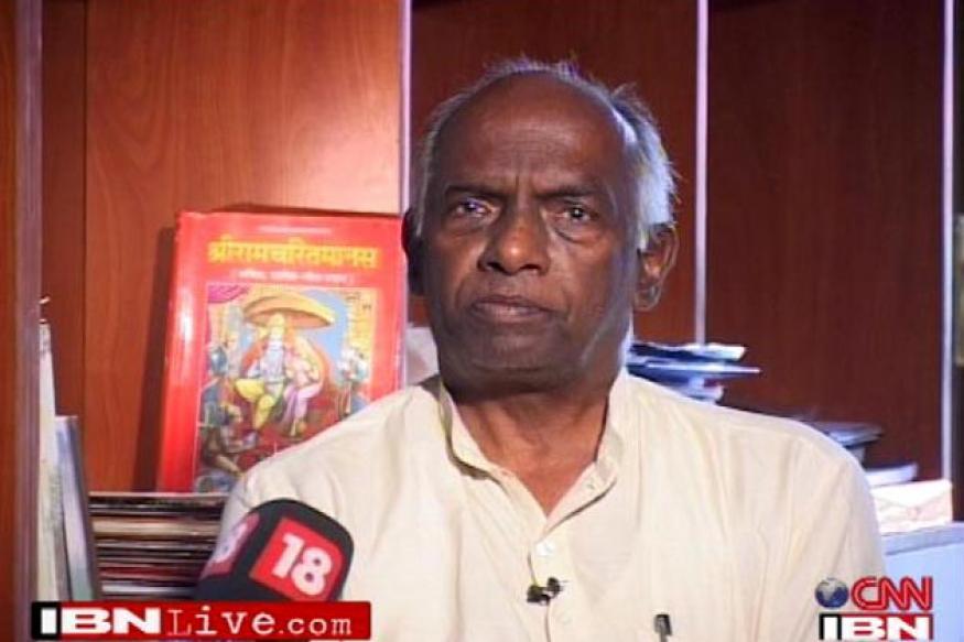 Politics makes politicians richer, says Govindacharya