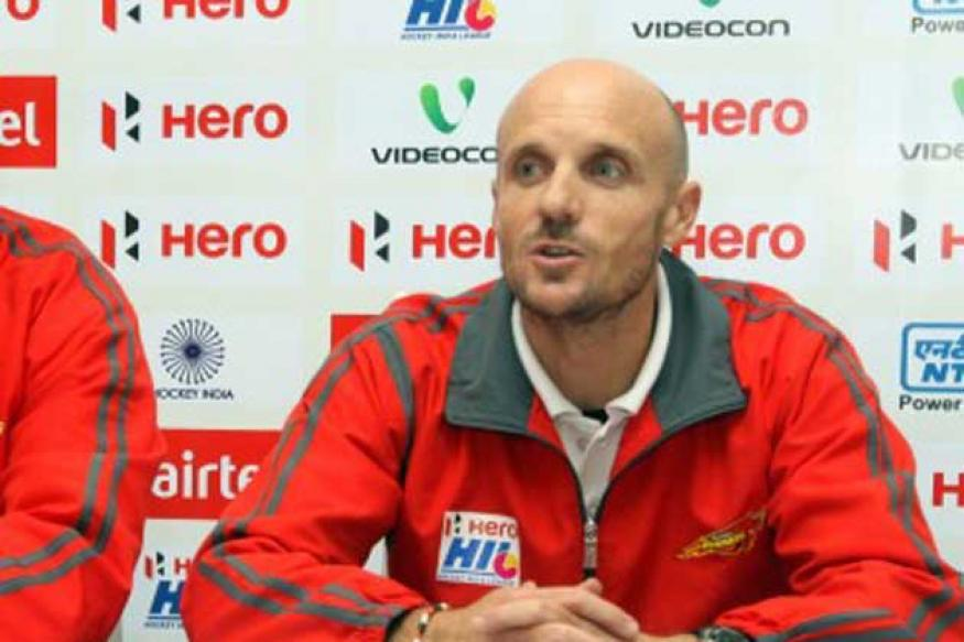 South African Gregg Clark named coach of India's junior hockey team