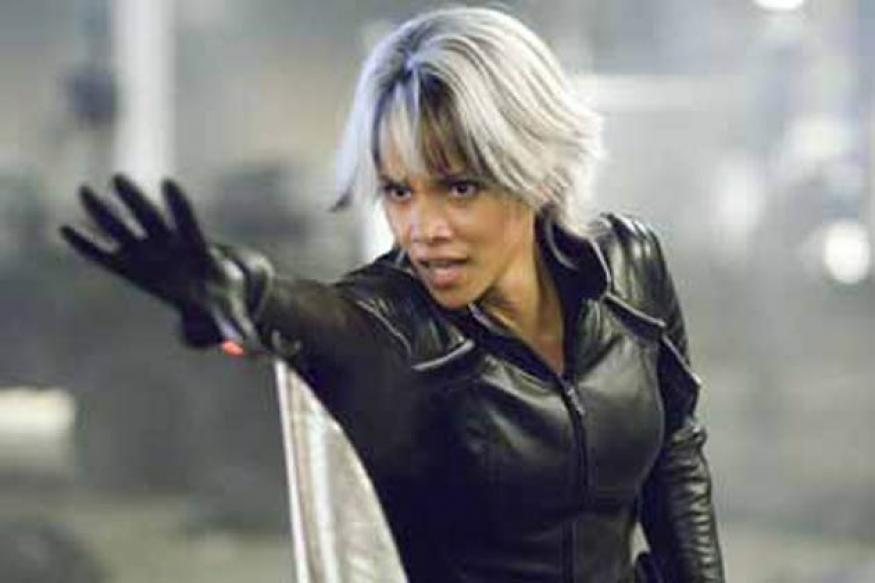 Pregnancy won't stop 'X-Men' shoot: Halle Berry