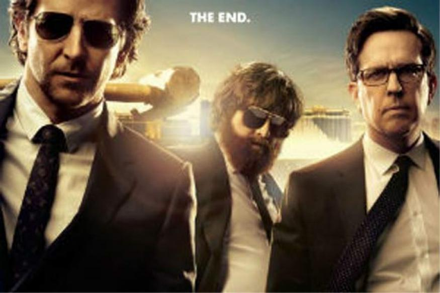 Watch: The Wolfpack is back in 'Hangover Part III'!