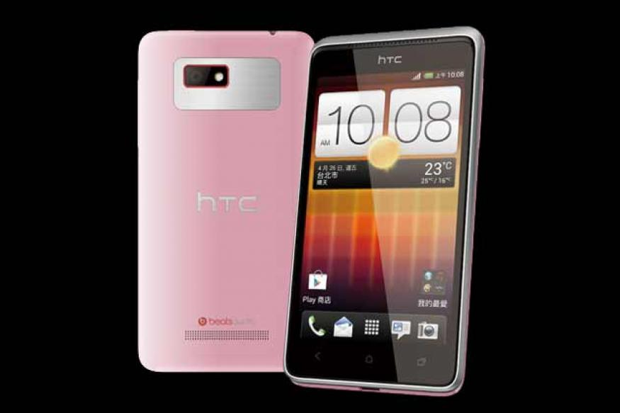 HTC unveils the 4.3-inch Desire L Android smartphone