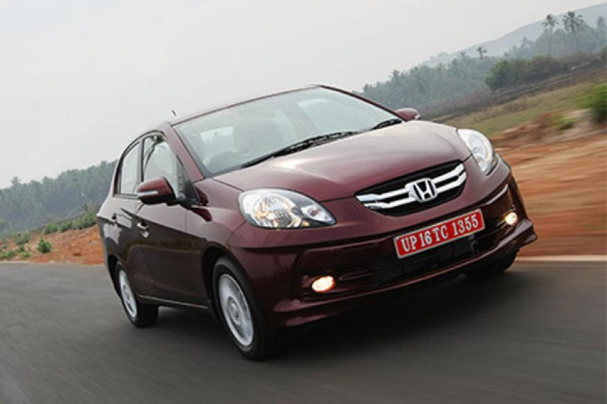Honda Amaze diesel launched in India at Rs 5.99 lakh