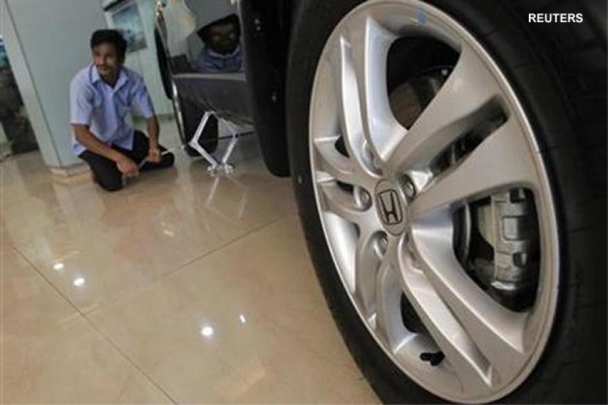 Honda to spend Rs 25 billion in Rajasthan plant