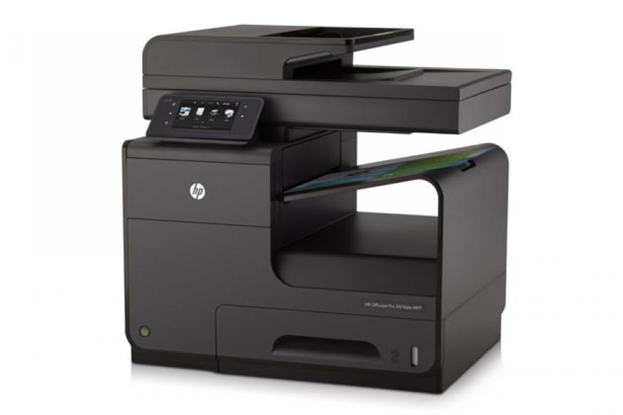 HP launches the world's fastest desktop printer