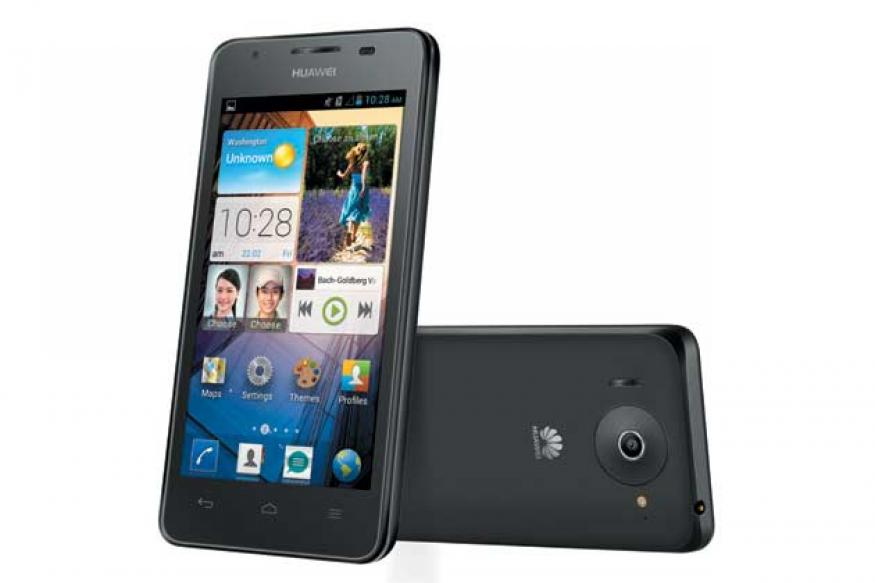 Huawei Ascend G510, Y300 launched in India at Rs 10,990, Rs 7,980