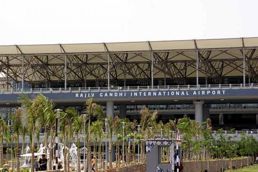 Indian airports low in world rankings; Hyderabad best in country