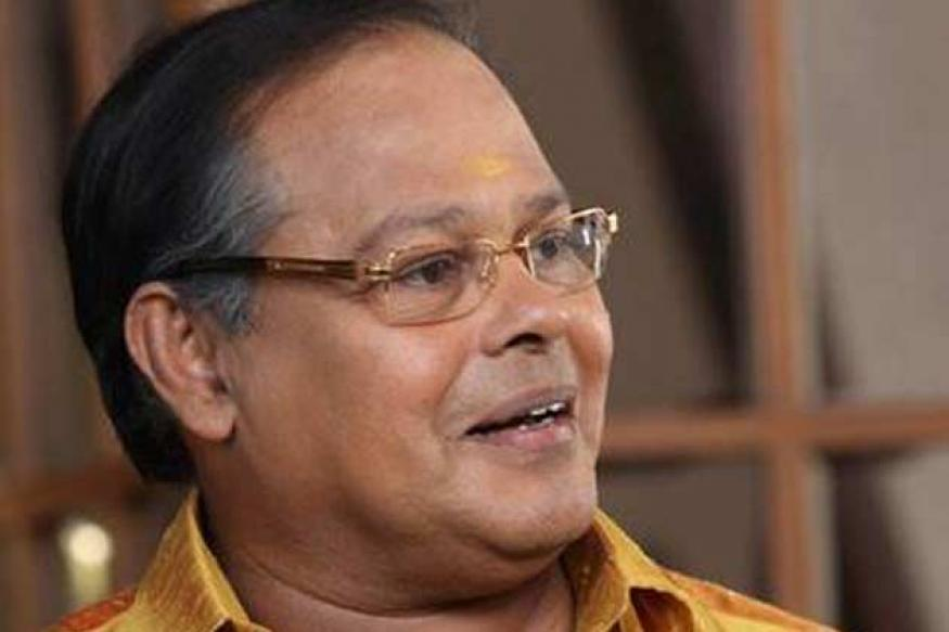 Malayalam actor Innocent is cured of cancer
