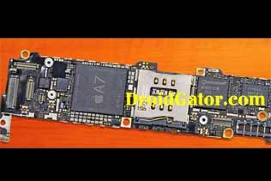 Apple iPhone 5S motherboard leak shows new quad-core A7 processor