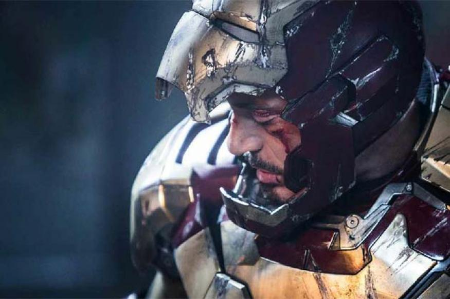 'Iron Man 3' story changed to remove superhero's struggle with alcoholism