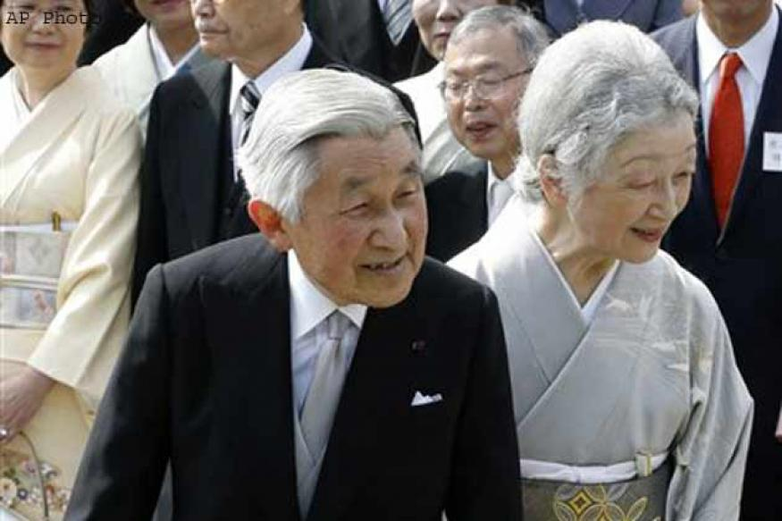 Japan's imperial couple to visit India around autumn