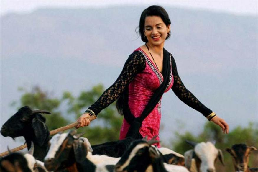 'Rajjo' First Look: Actress Kangna Ranaut as a lovely village belle