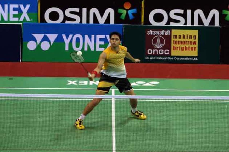 Shuttler Kashyap attains career best 6th ranking