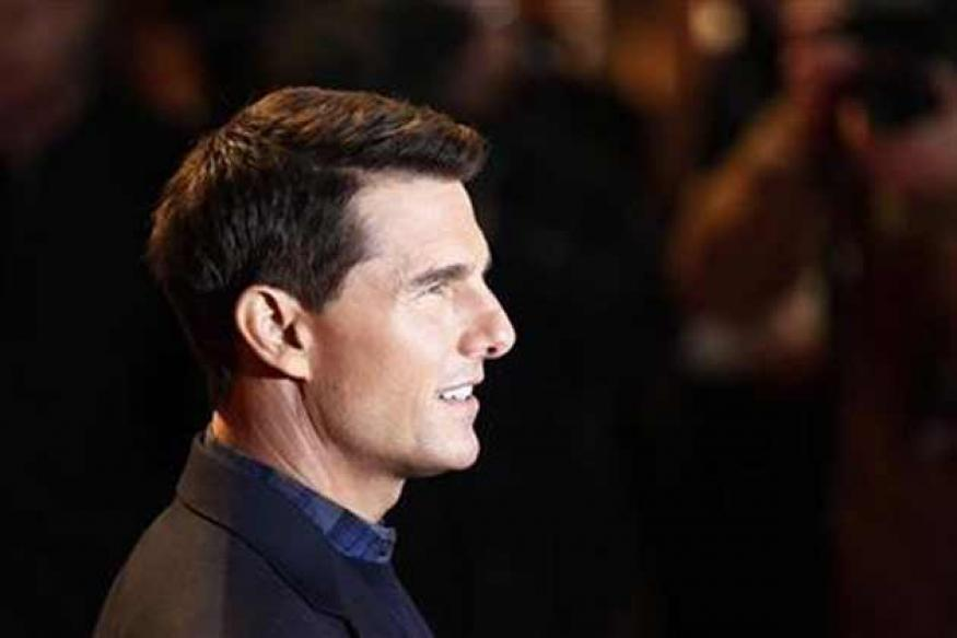 Tom Cruise spends 3 mn pounds to see daughter Suri