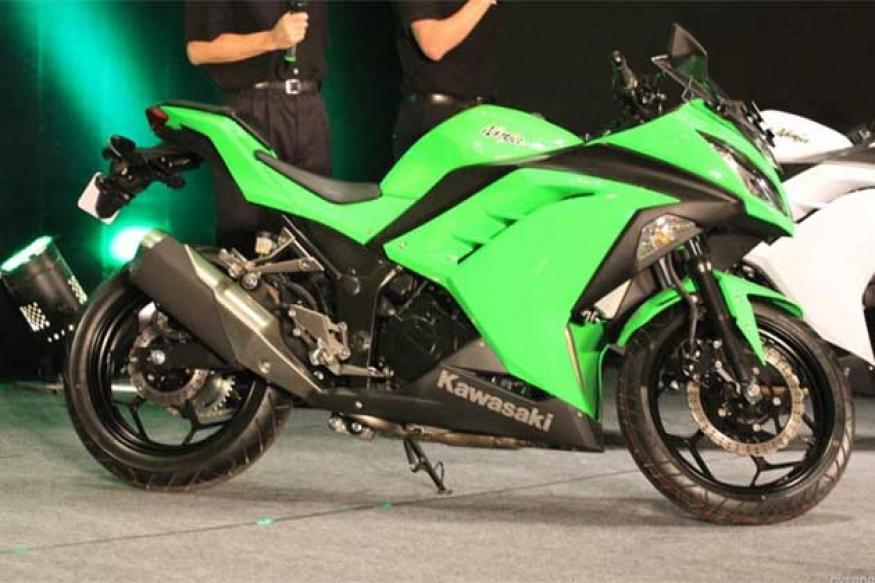 Kawasaki Ninja 300: First ride in India