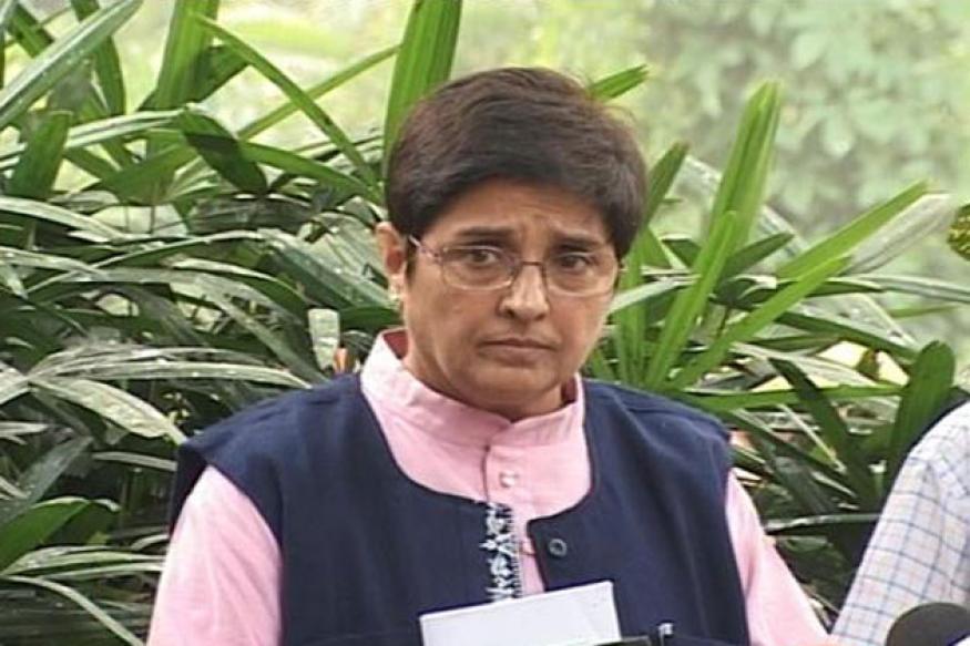 Delhi govt, police have lost people's trust: Kiran Bedi