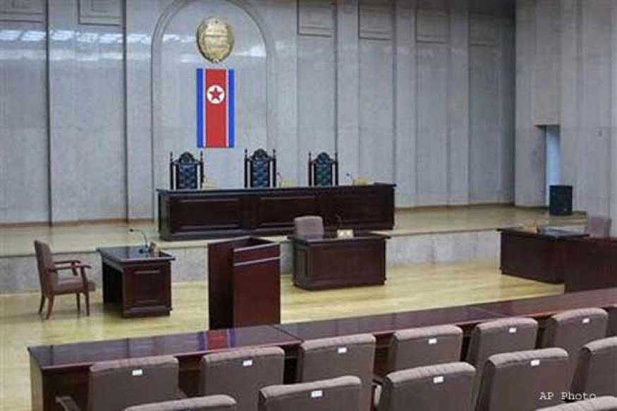 North Korea charges US man in plot to overthrow regime