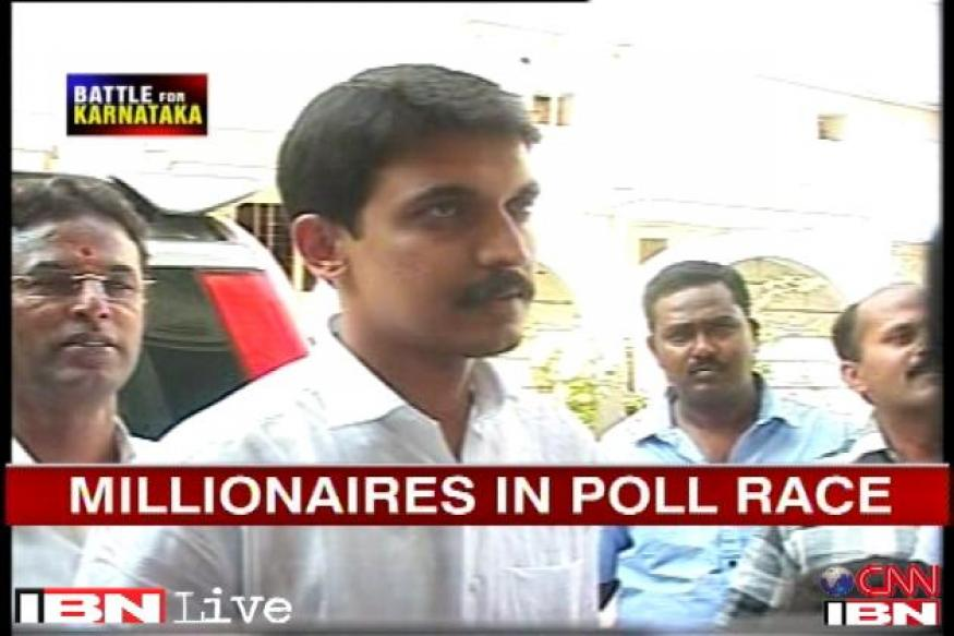 K'taka elections: Cong leader's assets worth over Rs 900 cr