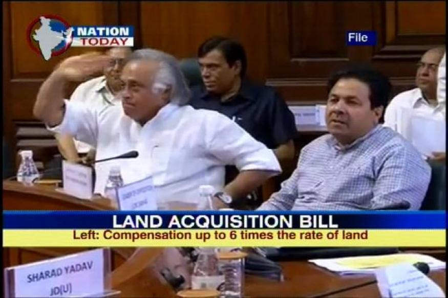 Land Acquisition Bill: All-party meet called on Thursday
