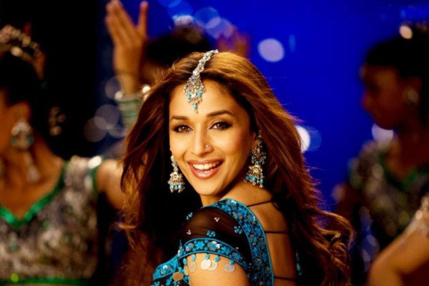 Madhuri is just like legendary actress Madhubala, says Jackie Shroff
