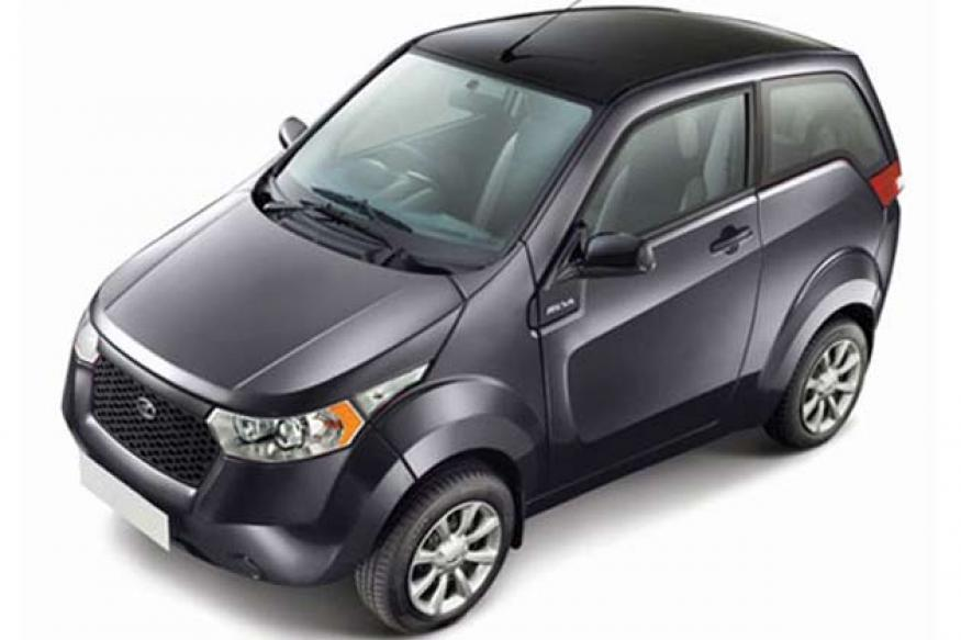 Mahindra plans to launch bigger electric vehicle