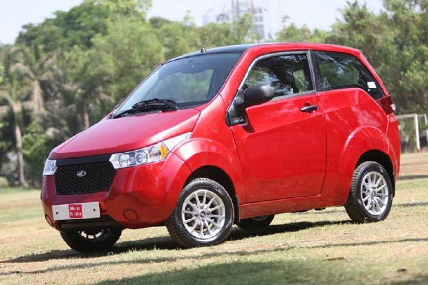 Mahindra e2o review: A very strong case as a second or third car