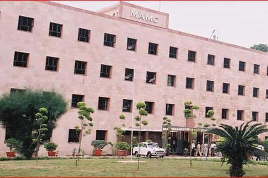 Delhi's Maulana Azad Medical College finds mention in WikiLeaks cable