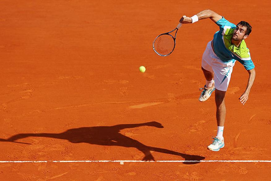 Cilic and Raonic reach Monte Carlo 2nd round