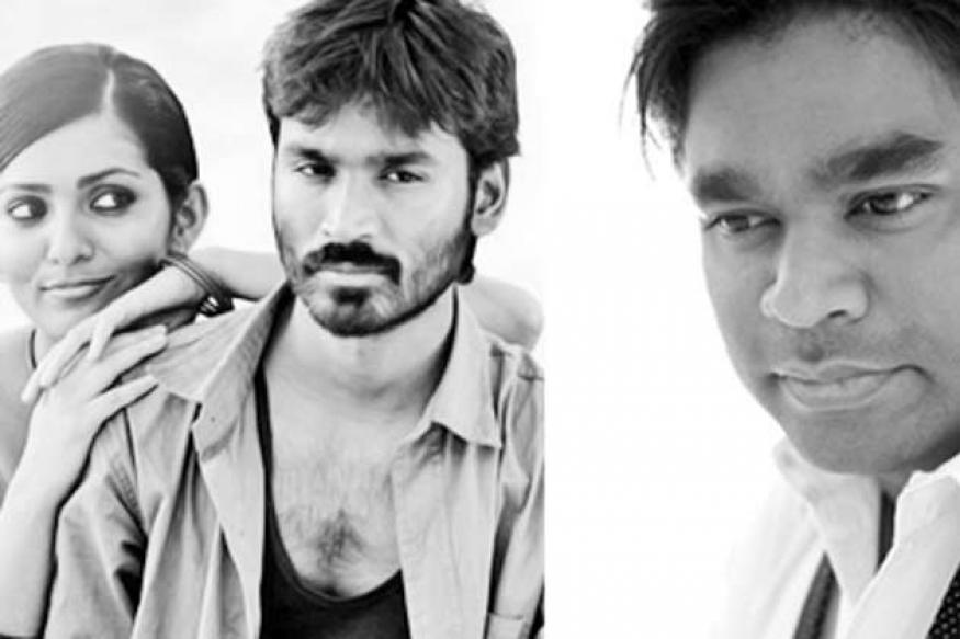A R Rahman lends his voice for Dhanush's 'Mariyaan'