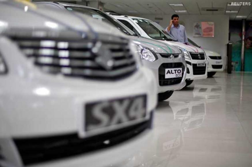 Maruti Q4 net profit rises 79 pc to Rs 1,148 crore