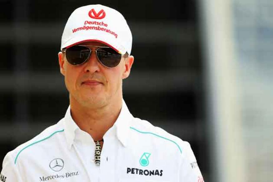 Michael Schumacher becomes Mercedes ambassador