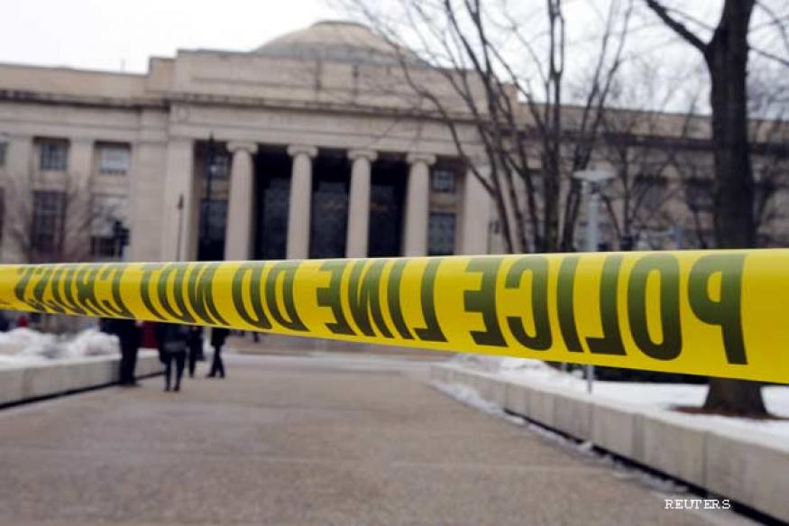 US: Gunshots heard at MIT campus, police officer injured