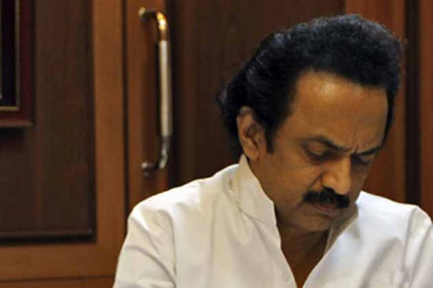 TN: Stalin, 3 others suspended for 2 days from Assembly