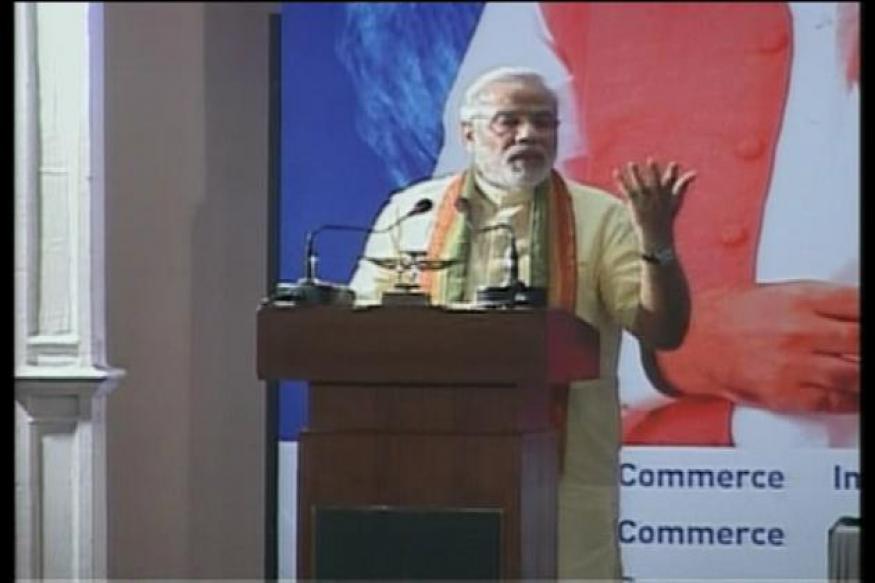 UPA government on 'borrowed time', says Narendra Modi