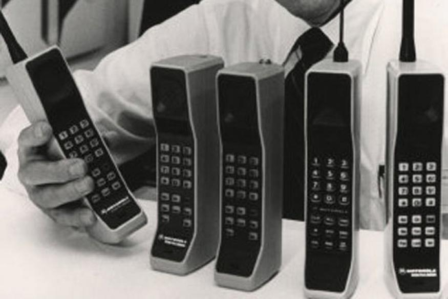 Fact sheet: Motorola DynaTAC - the first mobile phone from 1973