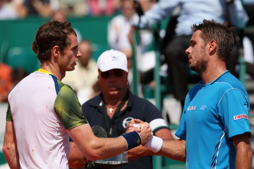 Murray loses in Monte Carlo as Djokovic, Nadal win
