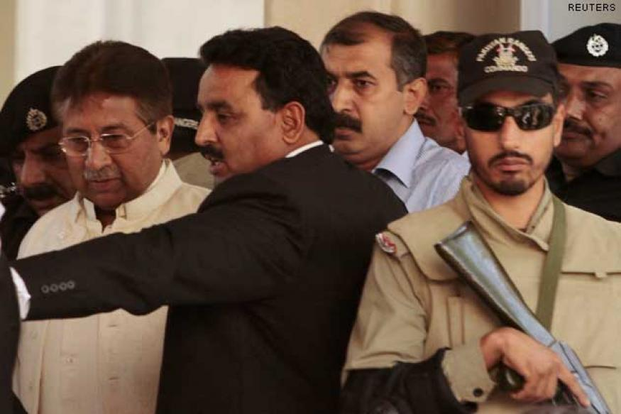 Bhutto assassination: Musharraf sent to judicial custody