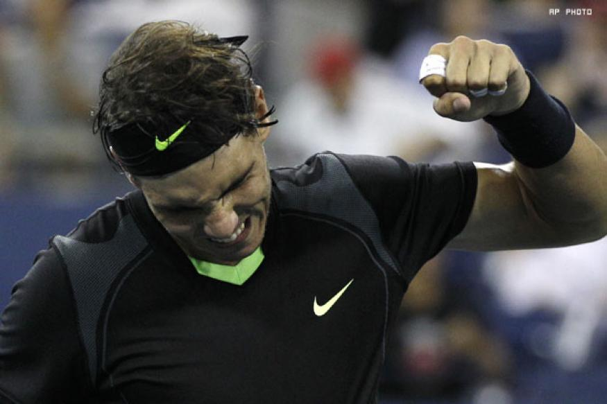 Nadal beats Paire, reaches quarters in Barcelona