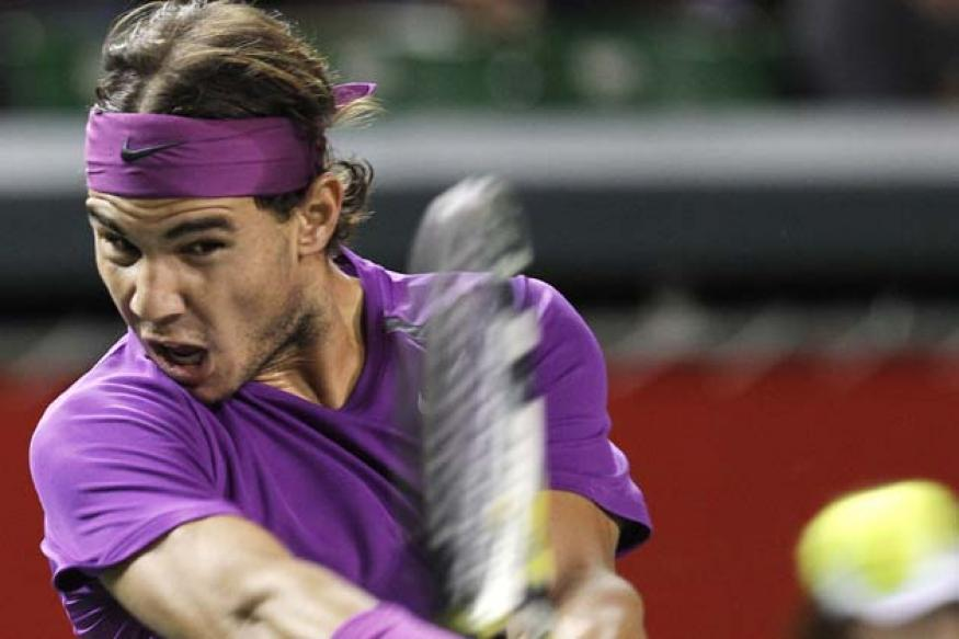 Nadal to play at Federer's hometown Swiss Indoors