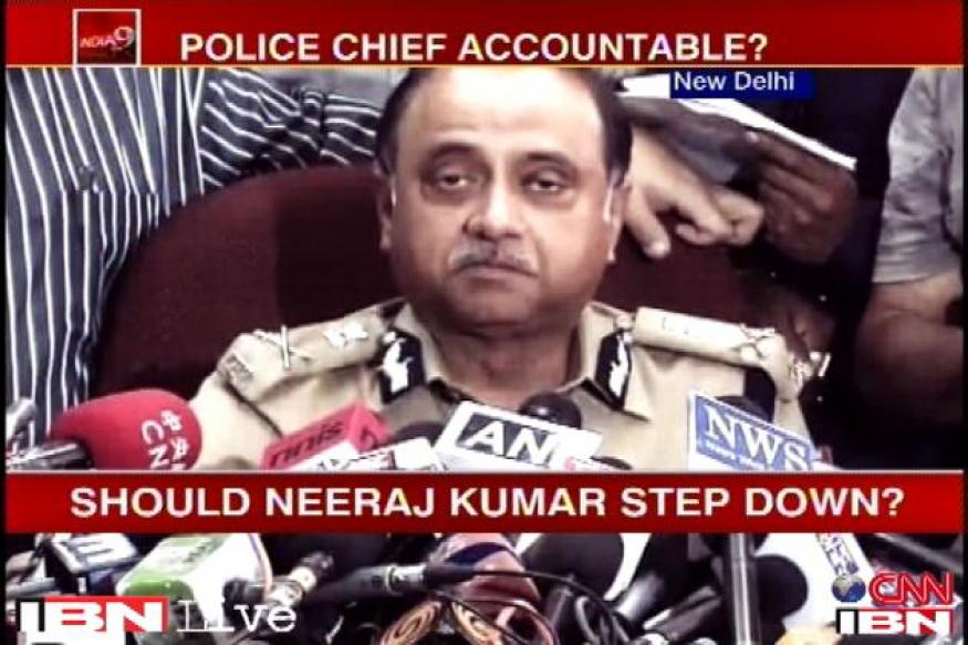 Police Commissioner has to be answerable for policing: Maxwell Pereira