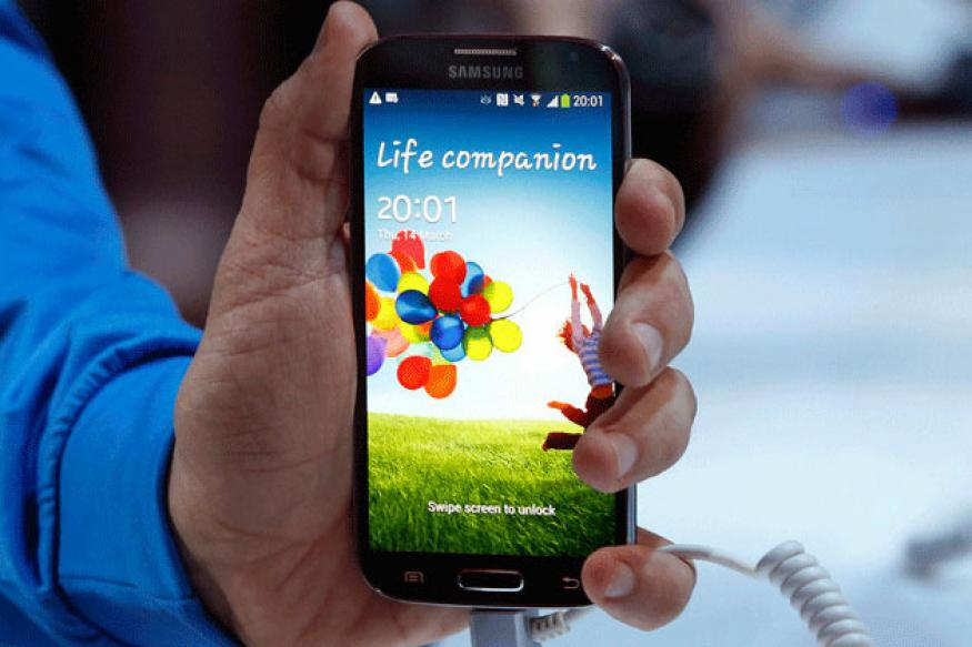 Samsung to launch new flagship phone Galaxy S4 in India today