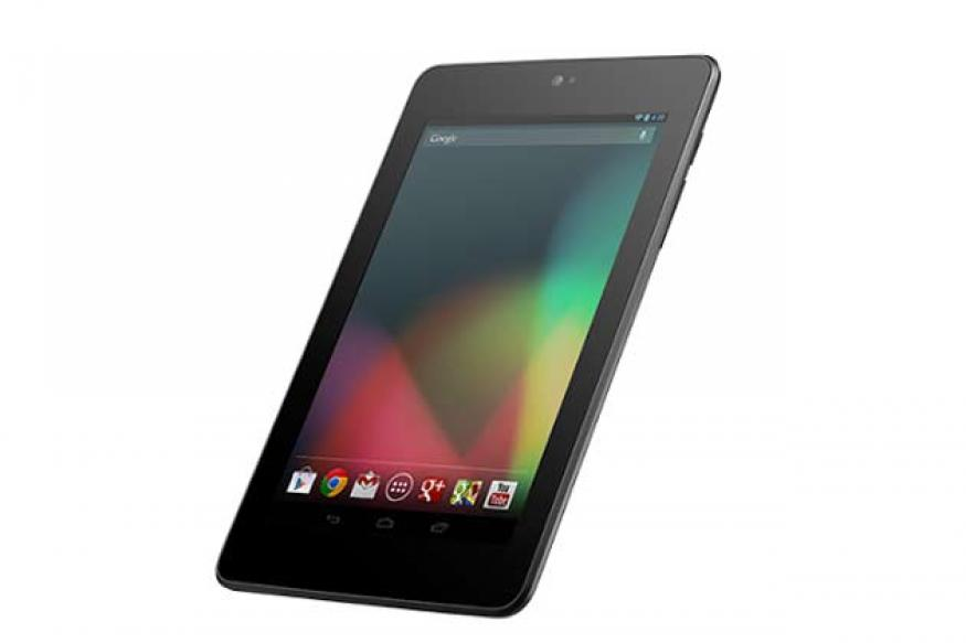 32GB Google Nexus 7 with 3G launched in India at Rs 21,999