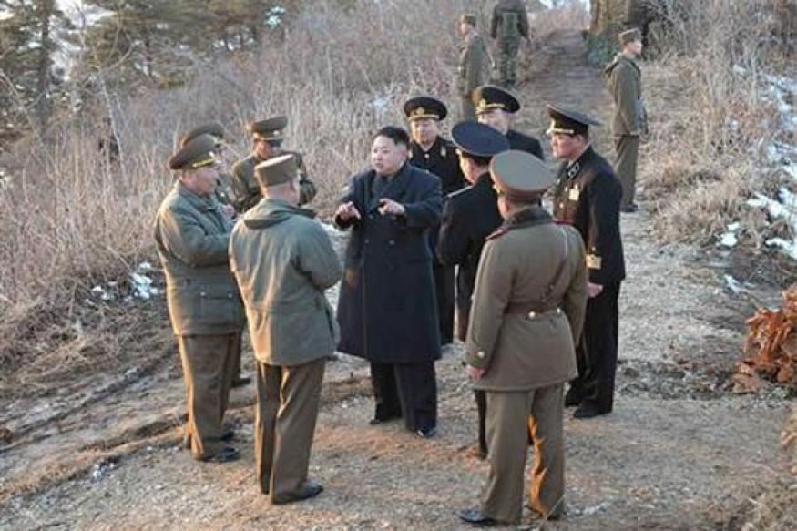 North Korea moves two more missile launchers: Report