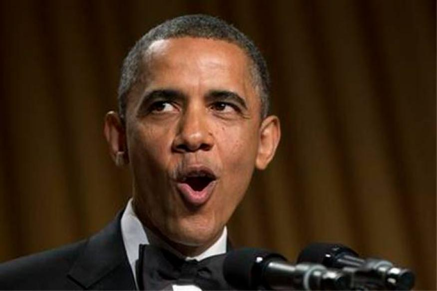 The funniest Obama jokes at the White House Correspondents' dinner