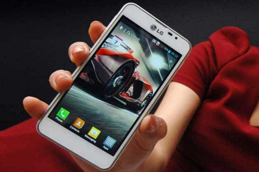 LG begins global rollout of Optimus F5 smartphone