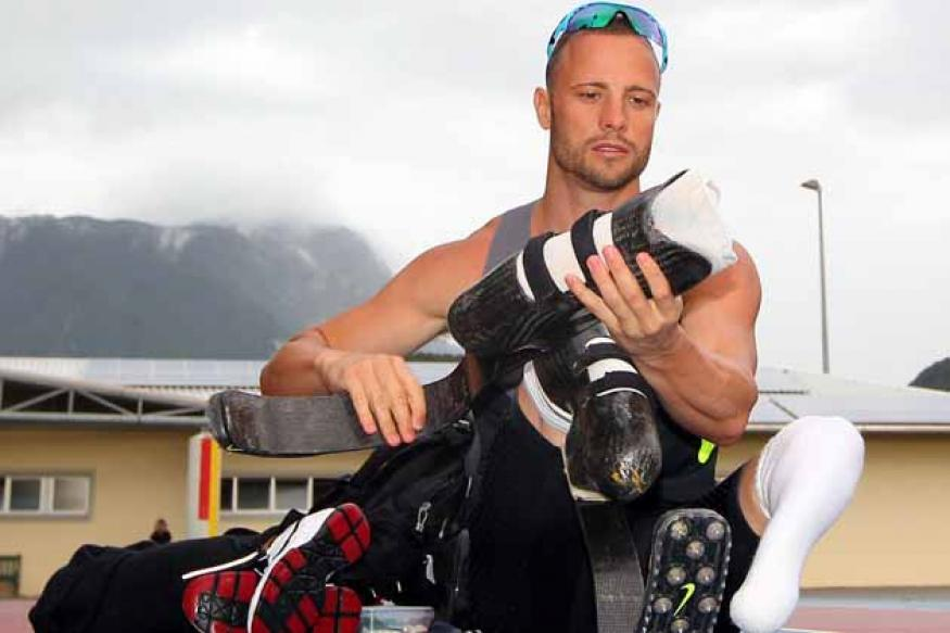 Oscar Pistorius wants to train again, says agent