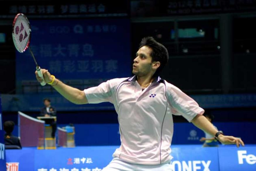 P Kashyap achieves career-best ranking of No.7