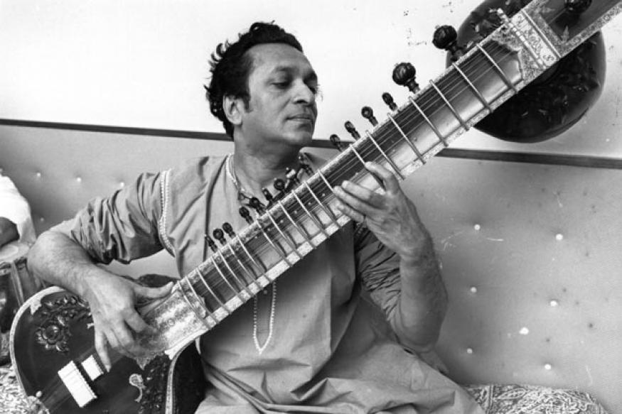 Pandit Ravi Shankar's last session recordings to be released in May