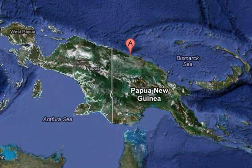 6.8 magnitude earthquake hits Papua New Guinea: USGS