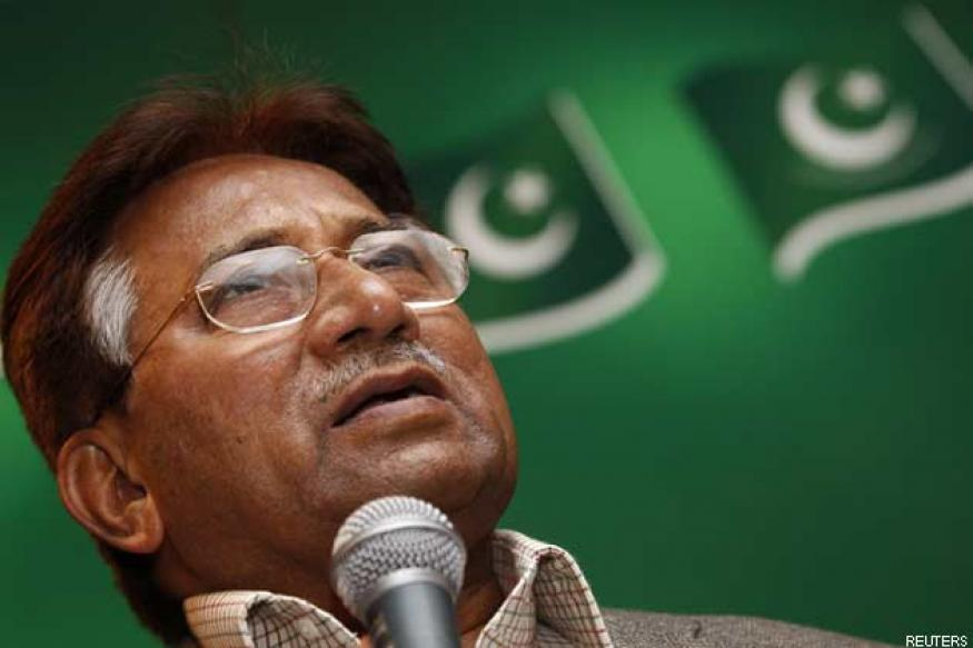 Pak SC begins hearing petition against Musharraf